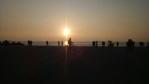 Sunset_sea_thessaloniki_walj_bicycle.jpg