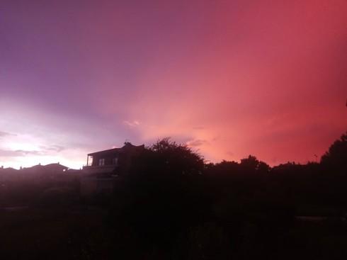ioannina_sunset_red